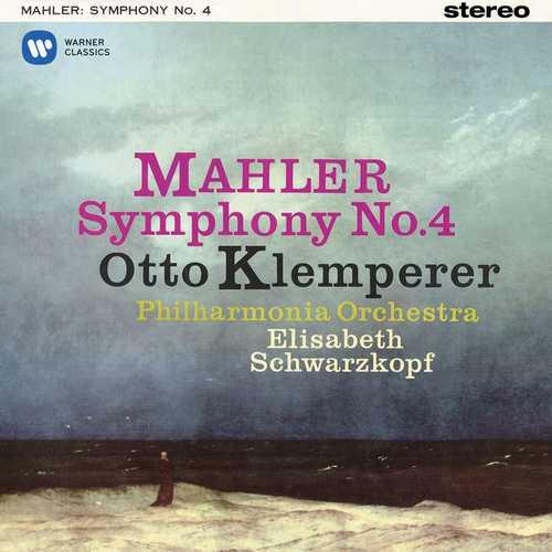 Schwarzkopf, Klemperer: Mahler - Symphony no.4 (24/96 FLAC)