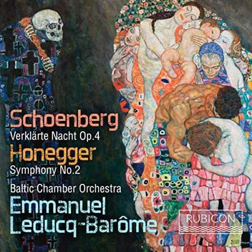 Leducq-Barome: Schoenberg - Verklarte Nacht, Honegger - Symphony no.2 (24/96 FLAC)