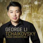 Li: Tchaikovsky - Piano Concerto no.1, Liszt - Solo Piano Works (24/48 FLAC)