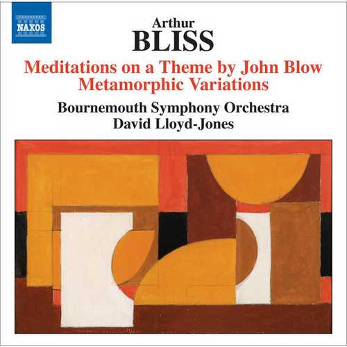 Lloyd-Jones: Bliss - Meditations on a Theme by John Blow (24/44 FLAC)