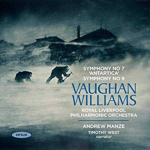Manze: Vaughan Williams - Symphonies no. 7, 9 (24/96 FLAC)
