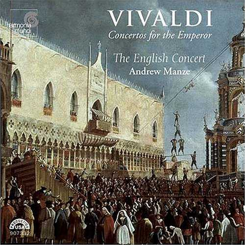 Manze: Vivaldi - Concertos for the Emperor (SACD)