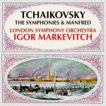 Markevitch: Tchaikovsky - The Symphonies & Manfred (24/96 FLAC)
