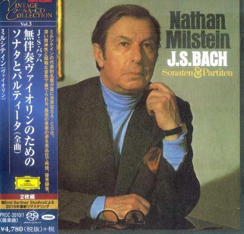 Milstein: Bach - Sonatas and Partitas (SACD)