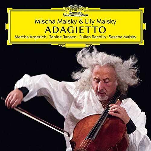 Mischa Maisky, Lily Maisky - Adagietto (24/48 FLAC)