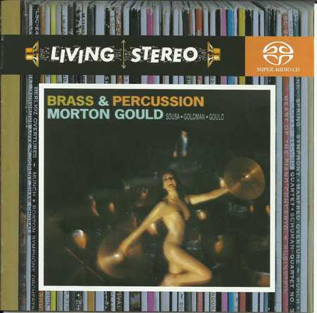 Morton Gould - Brass and Percussion (SACD)