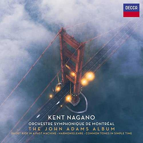 Nagano: The John Adams Album (24/96 FLAC)