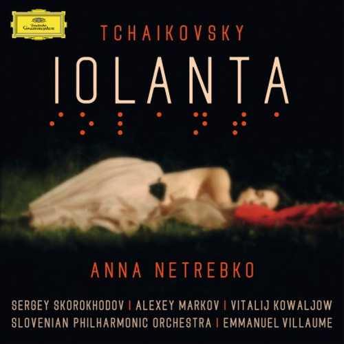 Netrebko: Tchaikovsky - Iolanta (24/48 FLAC)