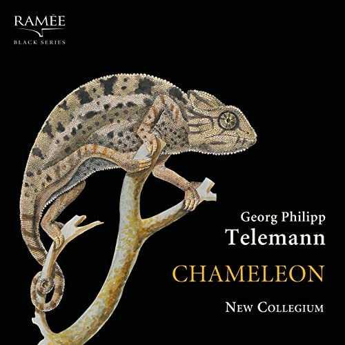 New Collegium: Telemann - Chameleon (24/96 FLAC)