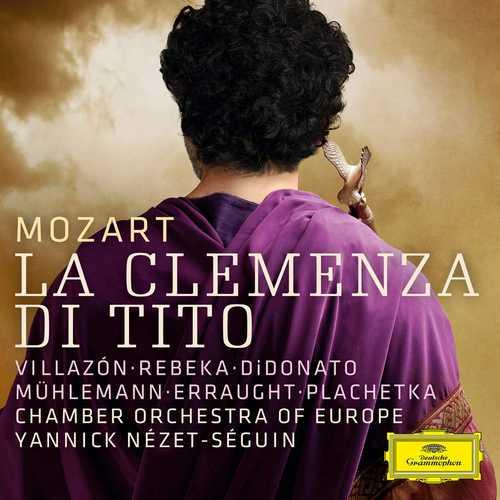 Nezet-Seguin: Mozart - La Clemenza di Tito (24/96 FLAC)