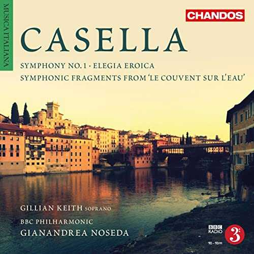Noseda: Casella - Orchestral Works vol.4 (24/96 FLAC)