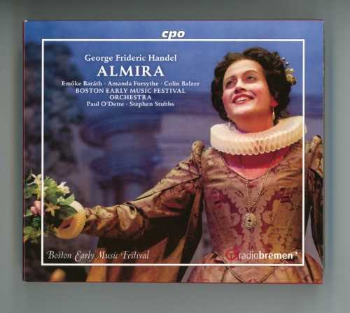 O'Dette, Stubbs: Handel - Almira (FLAC)