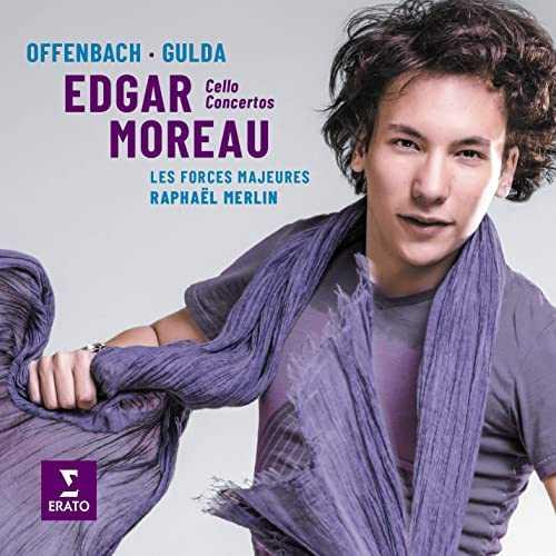 Moreau, Merlin: Offenbach, Gulda - Cello Concertos (24/96 FLAC)