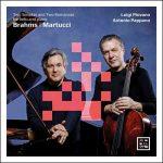 Pappano, Piovano: Brahms, Martucci - Two Sonatas and Two Romances for Cello and Piano (24/48 FLAC)