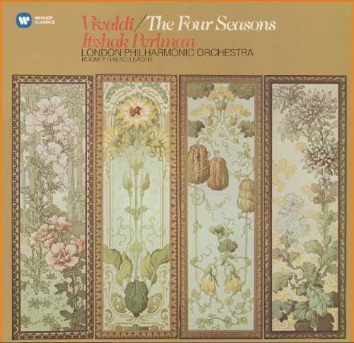 Perlman: Vivaldi - The Four Seasons (24/96 FLAC)