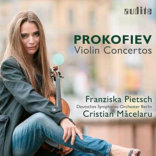 Pietsch, Macelaru: Prokofiev - Violin Concertos (24/96 FLAC)