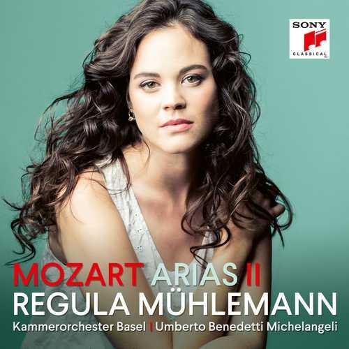 Regula Mühlemann - Mozart Arias II (24/96 FLAC)