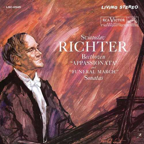 Richter: Beethoven - Apassionata and Funeral March Sonatas (24/44 FLAC)