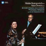 Rostropovich, Devetzi: Beethoven - Cello Variations, Strauss - Cello Sonata (24/96 FLAC)