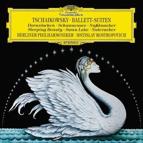 Rostropovich: Tchaikovsky - Ballet Suites (24/96 FLAC)