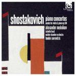 Currentzis: Shostakovich - Piano Concertos, Sonata for Violin and Piano (24/44 FLAC)
