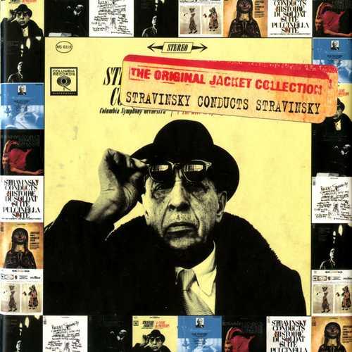 Stravinsky conducts Stravinsky (FLAC)