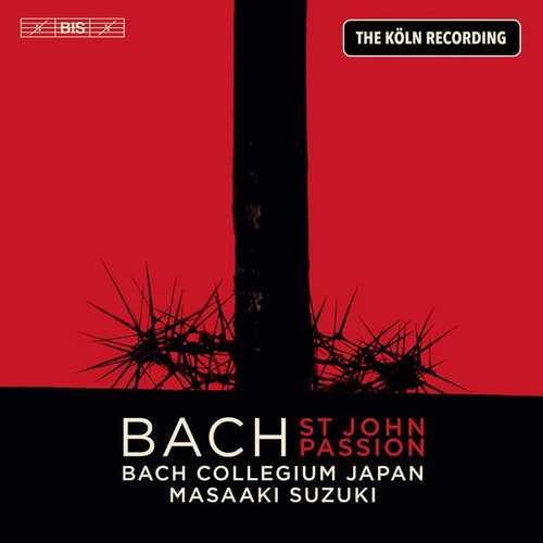 Suzuki: Bach - St. John Passion (24/96 FLAC)