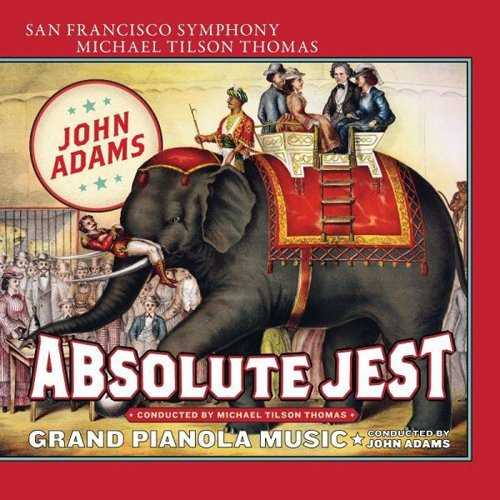 Thomas: Adams - Absolute Jest (24/192 FLAC)