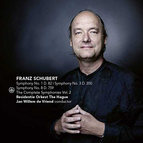 Vriend: Schubert - The Complete Symphonies vol.2 (24/44 FLAC)