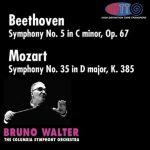 "Walter: Beethoven - Symphony no.5, Mozart Symphony no.35 ""Haffner"" (SACD)"