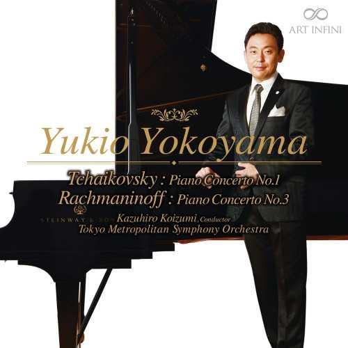 Yokoyama: Rachmaninov, Tchaikovsky - Piano Concertos (SACD)