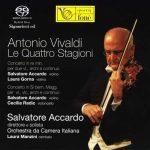 Accardo: Vivaldi - Le Quattro Stagioni (SACD)