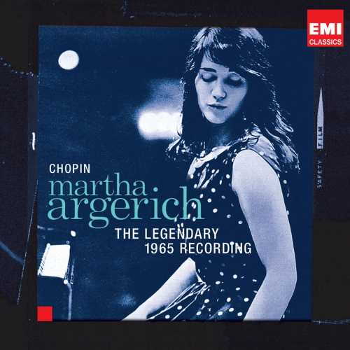 Argerich: Chopin - The Legendary 1965 Recording (SACD)