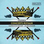 Beauséjour: Couperin - Concerts Royaux (24/88 FLAC)