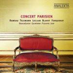 Rameau, Telemann, Leclair, Blavet, Forqueray - Concert Parisien (24/88 FLAC)