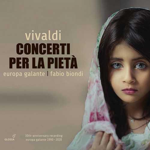 Biondi: Vivaldi - Concerti per la Pietà (24/88 FLAC)
