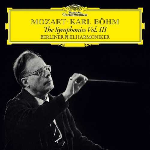 Böhm: Mozart - The Symphonies vol. III Remastered (24/192 FLAC)