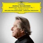 Buchbinder, Thielemann: Beethoven - Piano Concerto no.1, Piano Variations op.34 (24/48 FLAC)