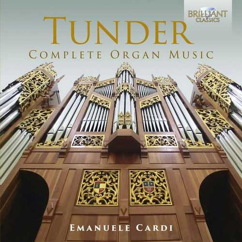 Cardi: Tunder - Complete Organ Music (24/96 FLAC)