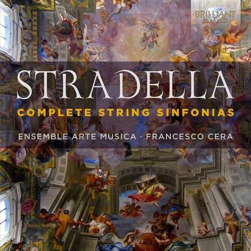 Cera: Stradella - Complete String Sinfonias (24/48 FLAC)