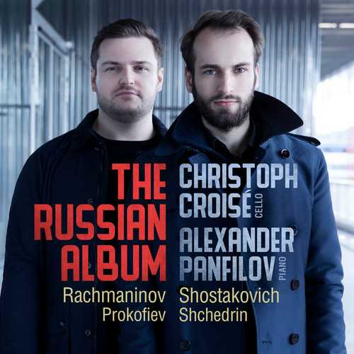 Christoph Croise, Alexander Panfilov - The Russian Album (24/96 FLAC)