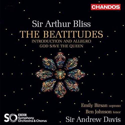 Davis: Bliss - The Beatitudes, Introduction and Allegro, God Save the Queen (24/96 FLAC)
