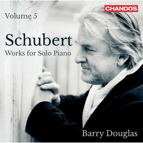 Barry Douglas: Schubert - Works for Solo Piano vol.5 (24/96 FLAC)