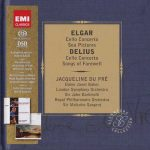 Du Pré: Elgar, Delius - Cello Concerto (SACD)