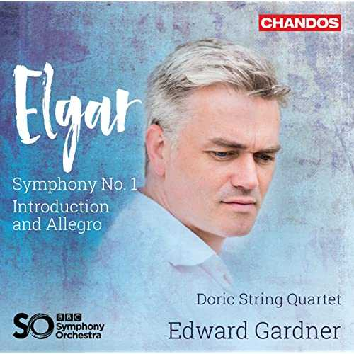 Gardner: Elgar - Symphony no.1, Introduction and Allegro (24/96 FLAC)