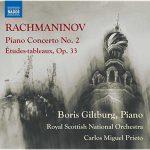 Giltburg, Prieto: Rachmaninov - Piano Concerto no.2, Etudes-tableaux op.33; Behr, Kreisler (24/96 FLAC)