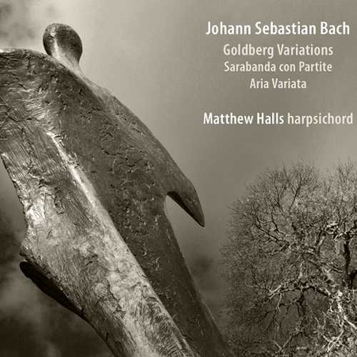 Halls: Bach - Goldberg Variations (24/44 FLAC)