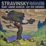 Hamelin, Andsnes: Stravinsky - The Rite of Spring (24/96 FLAC)
