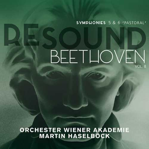 Resound Beethoven vol.8 (24/96 FLAC)