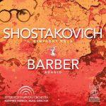 Honeck: Shostakovich - Symphony no.5, Barber - Adagio (24/192 FLAC)
